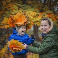 Осенние забавы :: Наталья Ерёменко