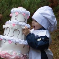 а теперь десерт! :: Наталья Литвинчук