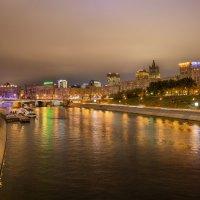 Москва-река :: Виктор Батавин