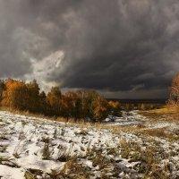 И слышатся песни, осени снежной 11 :: Сергей Жуков