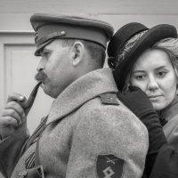 Прощание :: Владимир Клещёв
