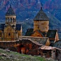 Монастырь Нораванк (Армения) :: Андрей Кирилловых
