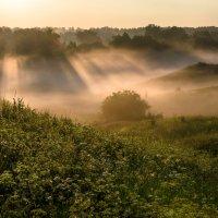 Один закат... :: Ксения Соварцева