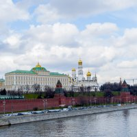 Московский пейзаж :: Александр Аполонов
