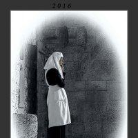Святая сестра в святом месте-«Израиль, всё о религии...» :: Shmual Hava Retro