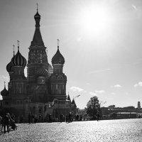 Москва черно/белая :: Сергей Рычков