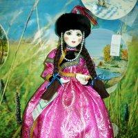 Кукла-грелка на чайник. :: Надежда