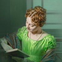 Дама напротив окна :: Олег Дроздов