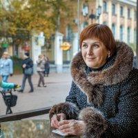 В кафе :: Екатерина Асютина