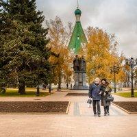 Осенняя прогулка :: Екатерина Асютина