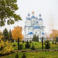 Осенний Тамбов. :: Александр Селезнев