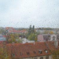 осенние дожди.. :: Валентина Дмитровская