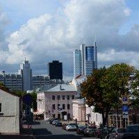 Минск старый и новый :: вген03
