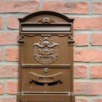 почтовый ящик :: Света Кондрашова