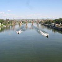 Мосты - венец инженерного искусства... :: Алекс Аро Аро