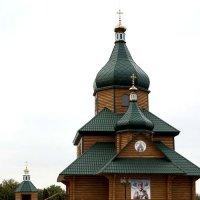 Церковь св.Николая. :: Николай Сидаш