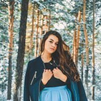 Зимняя сказка :: Екатерина Смирнова
