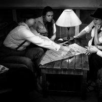 План ограбления :: Валерий Носенко