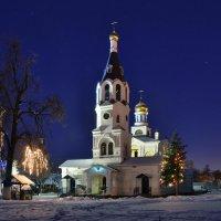 Свято-Никольская церковь. Гомель. :: Mitcu-Ray