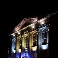 Ночь в библиотеке. :: Mitcu-Ray