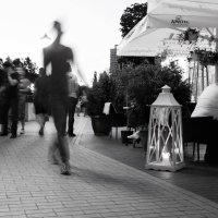 Движение вечера.... :: Sergey Podkovkin