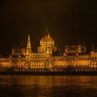 Венгерский парламент :: Илья Алексеев