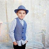Фотосъемка мальчика :: марина алексеева