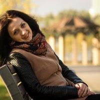 В парке :: Алексей Леухин