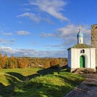 Осень в Изборске :: Константин