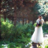 Невеста из сказки :: Мария Кутуева