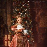 Новогодняя открыточка :: Ярослава Бакуняева