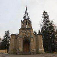 Церковь Петра и Павла в Парголово. :: Владимир Питерский