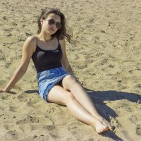 На пляже :: Дима Пискунов