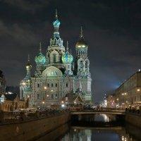 Спас на крови :: Владимир Миронов