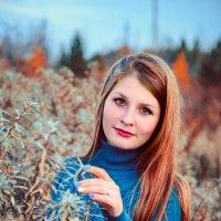 красавица :: Анна Кулиева