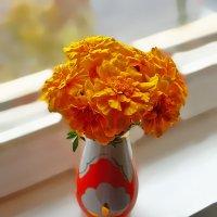 Осенний букетик :: Светлана
