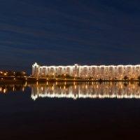 Минск ночной :: Виталий Латышонок