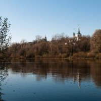 ...Осенним днём на Клязьме... :: Игорь Сорокин