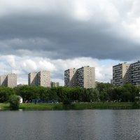 Современный городской пейзаж :: Grey Bishop