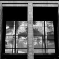 окно, не отражающее реальность :: Юля Рудакова