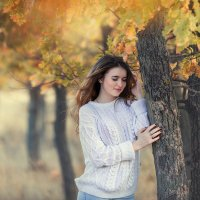 Задумчивая осень :: Наталья Кирсанова