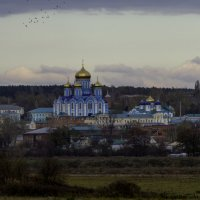 Задонский Рождество-Богородицкий мужской монастырь :: Yuri Chudnovetz