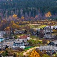 Где живут вепсы. :: Фёдор. Лашков