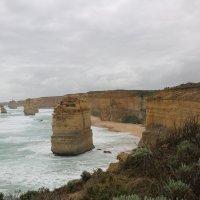 Великая Океанская дорога.Двенадцать апостолов (Австралия) :: Антонина