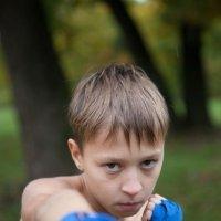 Смотри в глаза. :: Роман Бровченко