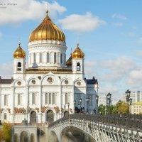 Храм Христа Спасителя :: Николай Иванов