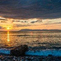 закат над черным море :: Иван Синицарь
