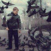 Счастливый Мир. :: Марина Кузнецова