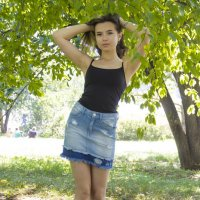 В парке :: Дима Пискунов