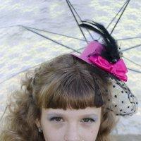 девочка в шляпке :: Ольга Русакова